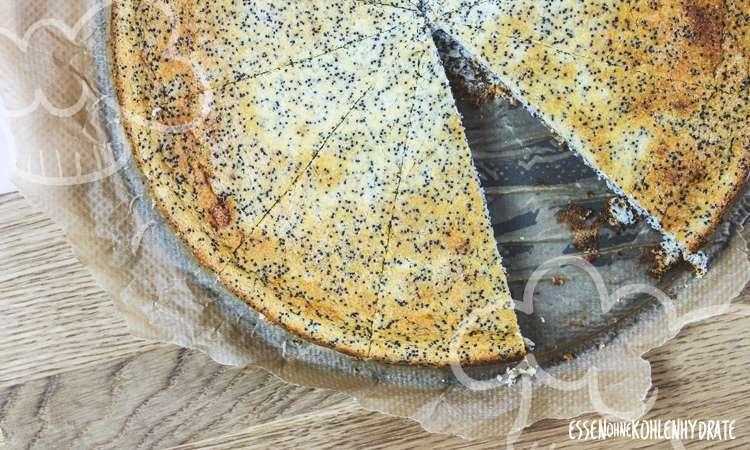 zum Rezept Quark-Mohnkuchen