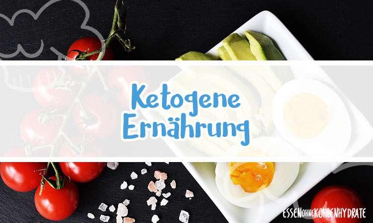 zum Rezept Ketogene Ernährung