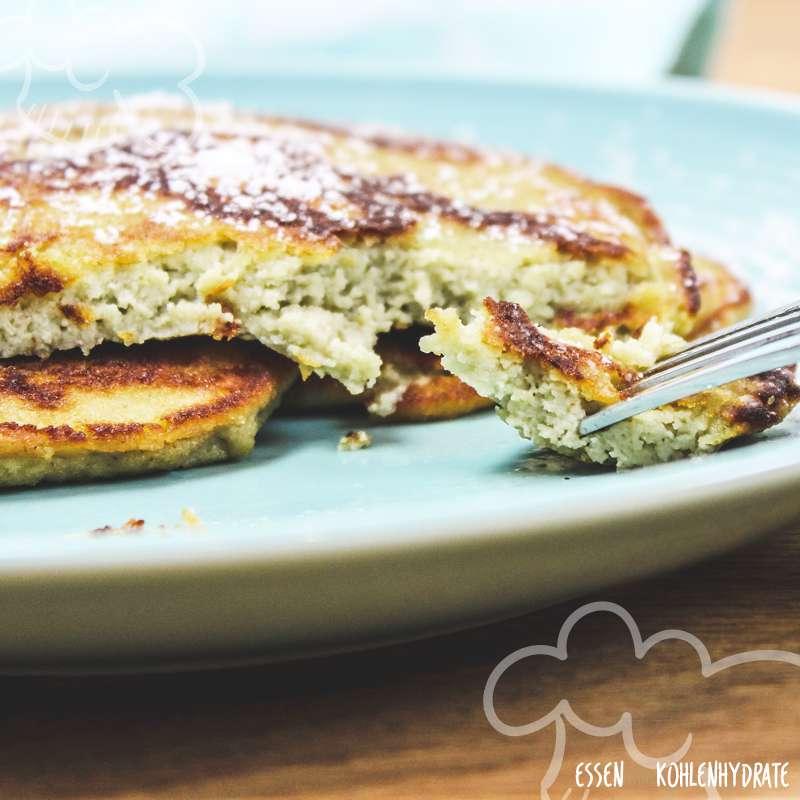 Low Carb Avocado-Pancakes
