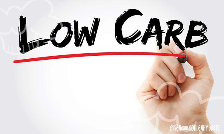 Die wichtigsten Low-Carb Regeln