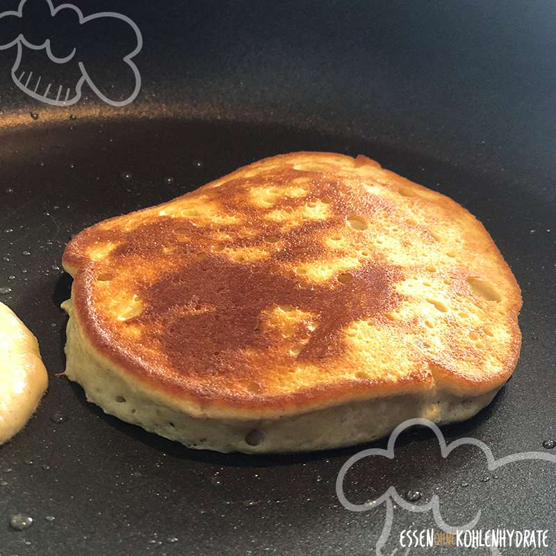Low-Carb Protein-Pancakes