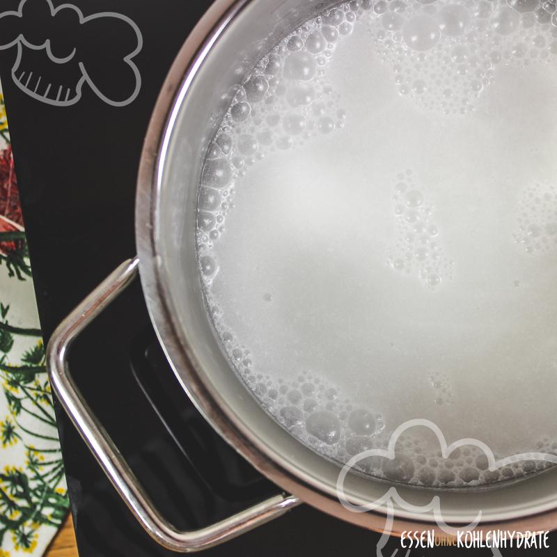 Low Carb Porridge