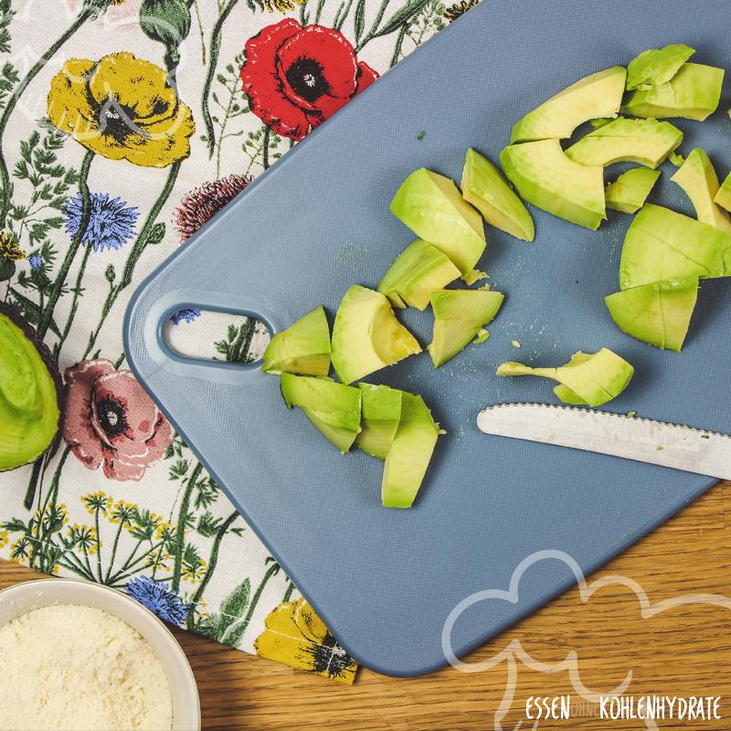 Blumenkohl mit Avocado