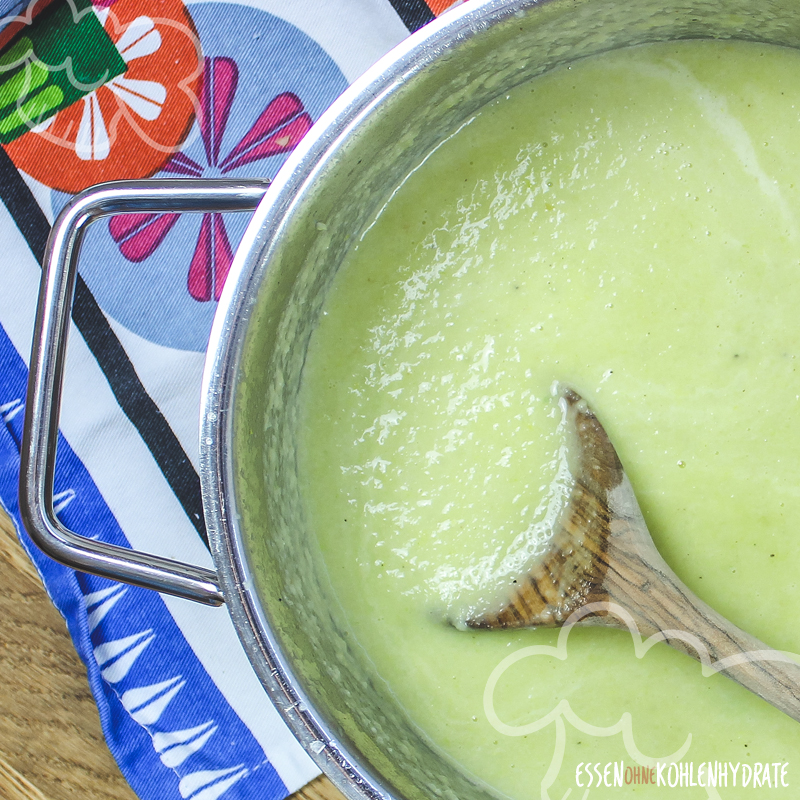 Fenchel-Lauch-Suppe