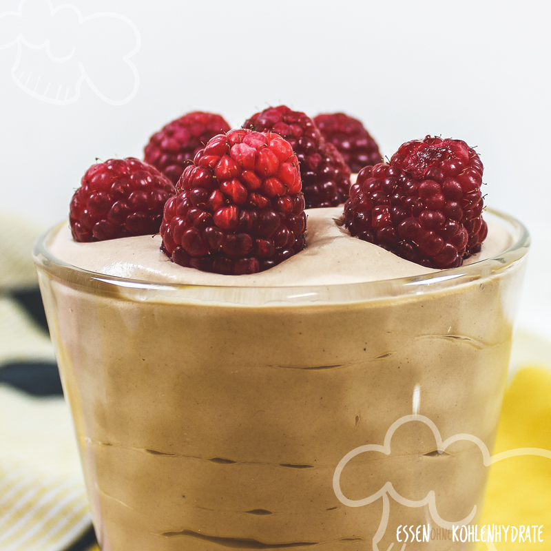 Low Carb Kaffee-Creme