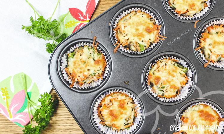 zum Rezept Thunfisch-Muffins