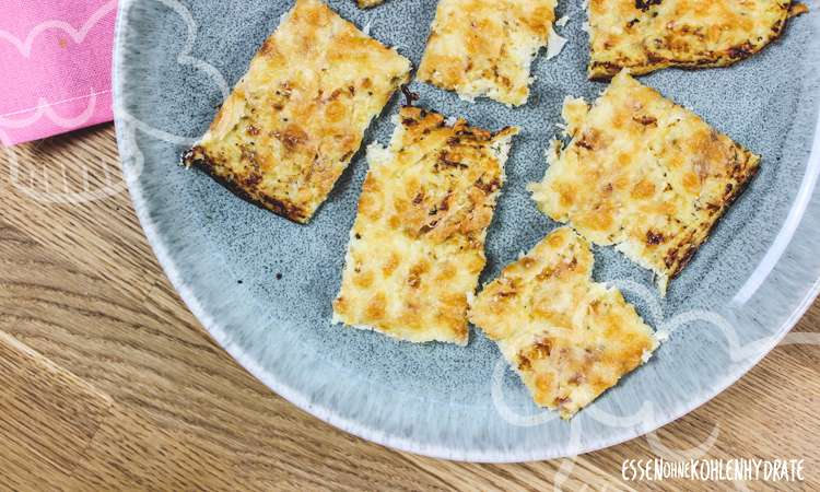 zum Rezept Blumenkohl-Käse-Ecken