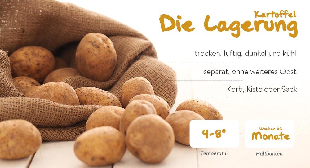 Tipps zum Einkauf und der richtigen Lagerung von Kartoffeln