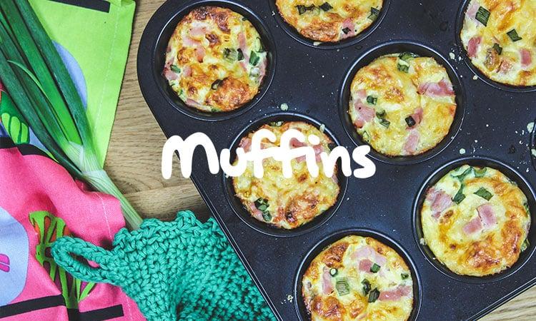 Low-Carb Rezepte für Muffins