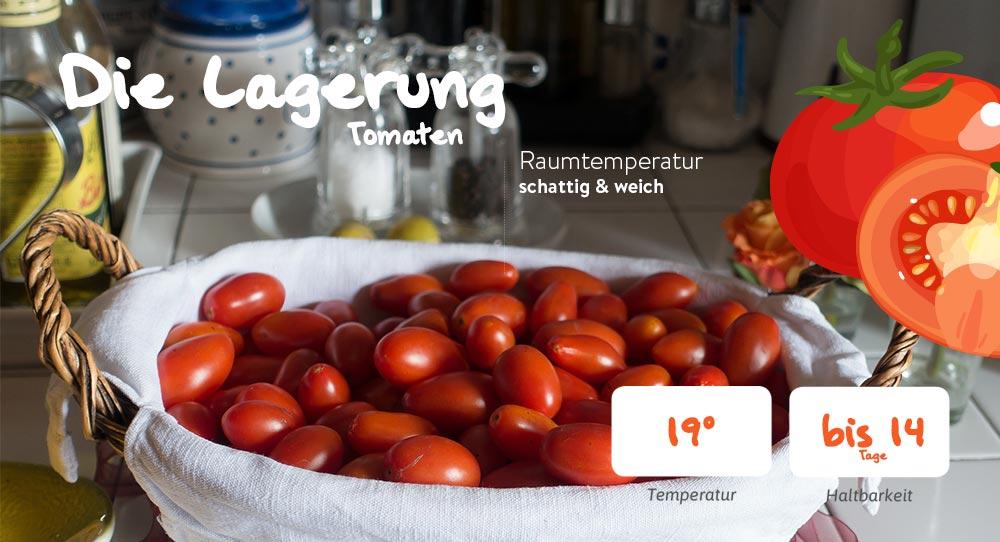 Tomaten kommen nicht in den Kühlschrank (Food photo created by Racool_studio – www.freepik.com)
