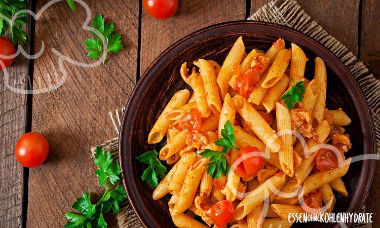 Die 9 besten Low-Carb Pasta-Rezepte