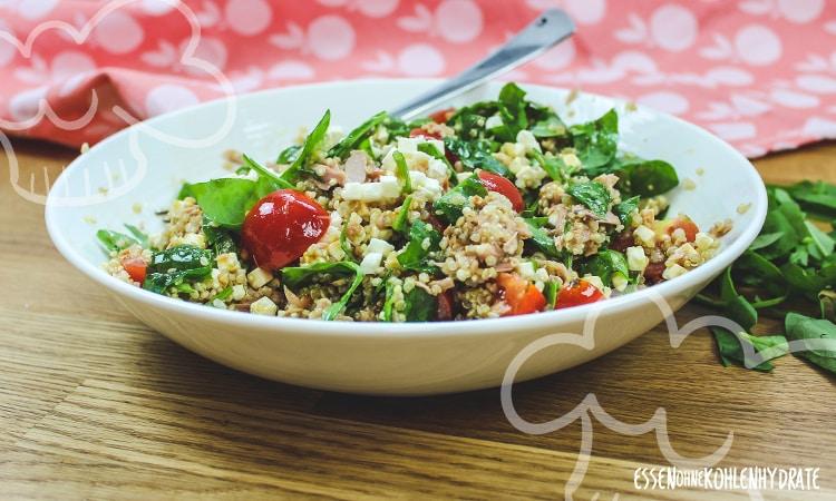 Quinoa-Thunfisch-Salat