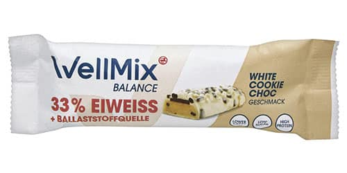 riegel test 0028 01 wellmix balance white cookie choc