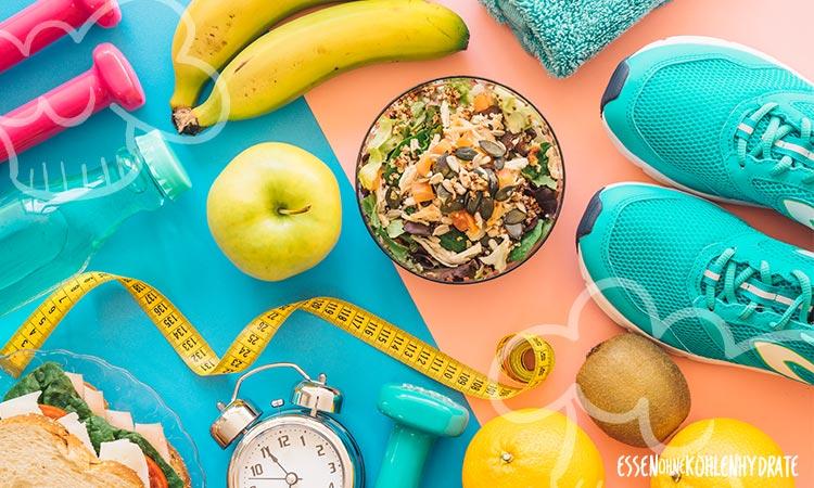 Ernährung vor und nach dem Training