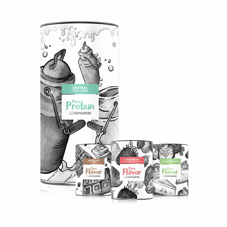 Pure Protein & Pure Flavor