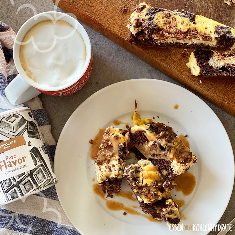 cheesecake quark brownies 1