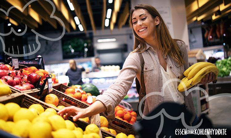 10 Tipps und Tricks zum Einkaufen während der Diät